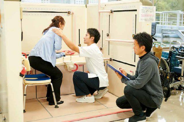 作業療法演習Ⅱ-2