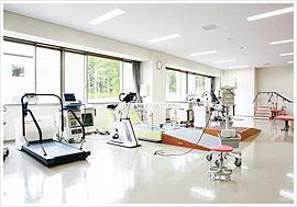 機能訓練・治療室の写真