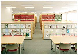 健康科学大学附属図書館