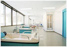 水治療室の写真