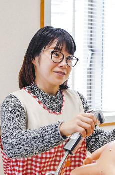 栗原 亜紀子 さん